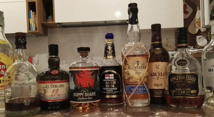 Cos'è il Rum?